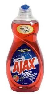 Ajax käsitiskiaine, tuoksulla ei väliä :)