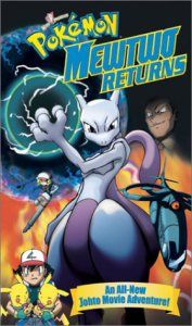 Watch Pokemon: Mewtwo Returns (2000) full movie English Dub