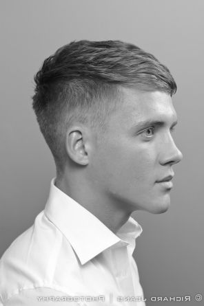 Mod Hairstyles Men Short Hair 2017