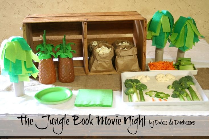 the jungle book movie night #shop