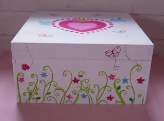 memory box (Atelier Nanda: Herinneringsdoos Hayden)