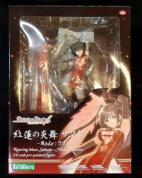 コトブキヤ シャイニングブレイド 紅蓮の炎舞 サクヤ -Mode:クリムゾン-