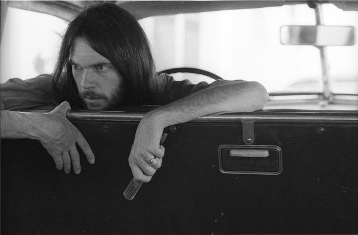Photos: Neil Young in 1971