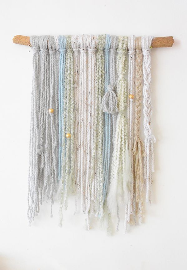Amazing Ladies Craft Night Project - Wall Hangings