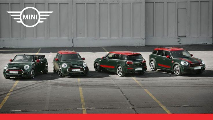 MINI USA | MINI John Cooper Works | Model Line-Up
