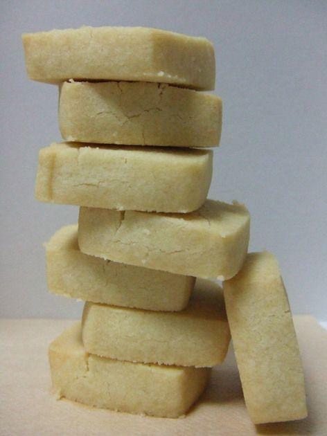 オリーブオイルの塩サブレ(クッキー) by Barうまこ [クックパッド] 簡単
