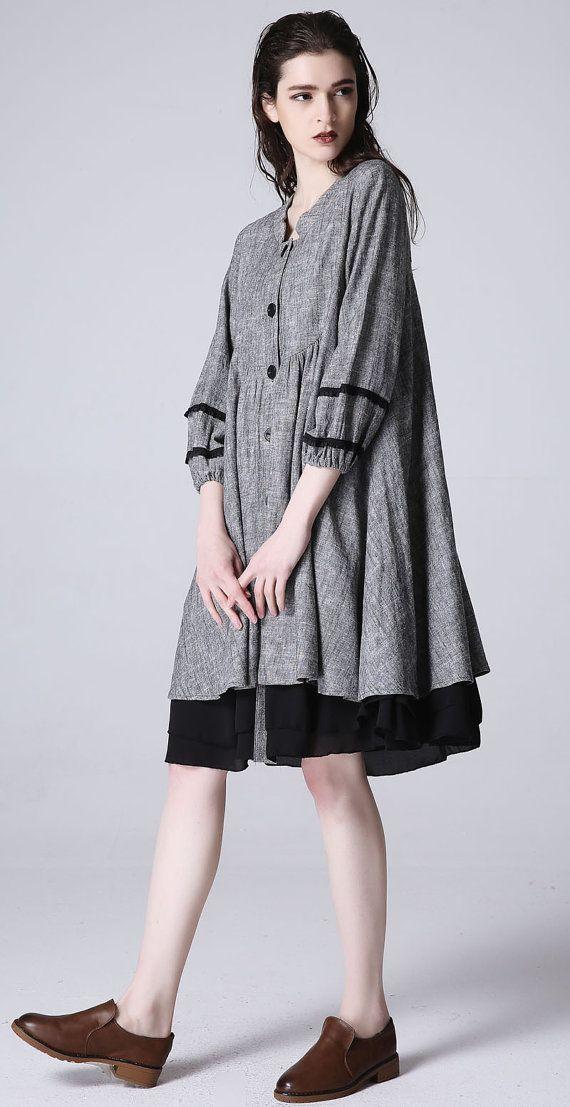 Симпатичные летние платья-милые платья-женщин вскользь лето от xiaolizi