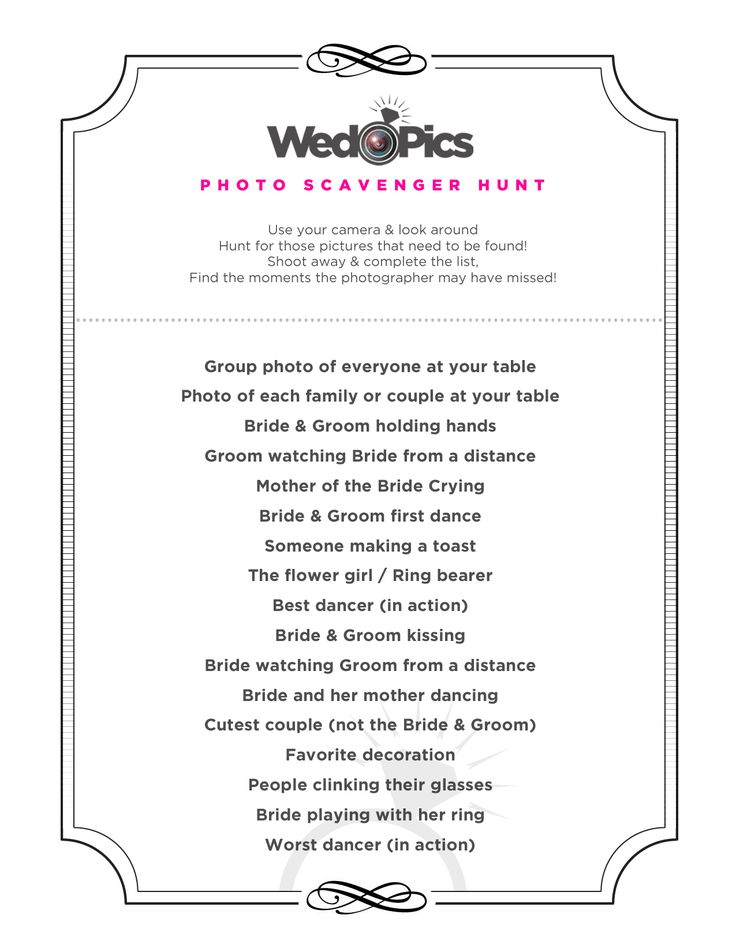 """""""How do we get wedding guests to use WedPics?""""  Here's the answers! (Click photo)"""