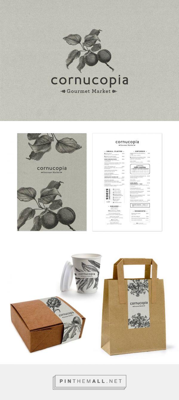 White apron menu warrington - Cornucopia Gourmet Market Packaging And Menu Design By Progress
