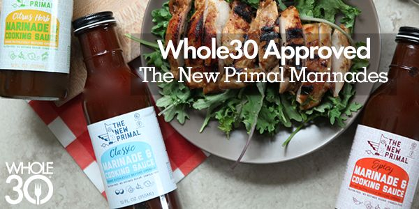 Whole30 Approved: The New Primal Marinades | The Whole30® Program