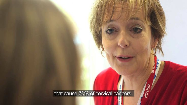 Keeping Your Child Safe - The HPV Vaccine for Girls in Year 8 (Subtitled)