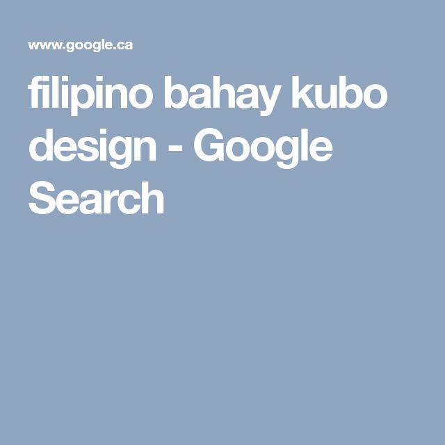 8 best bahay kubo images on Pinterest | Wooden house, Arquitetura ...