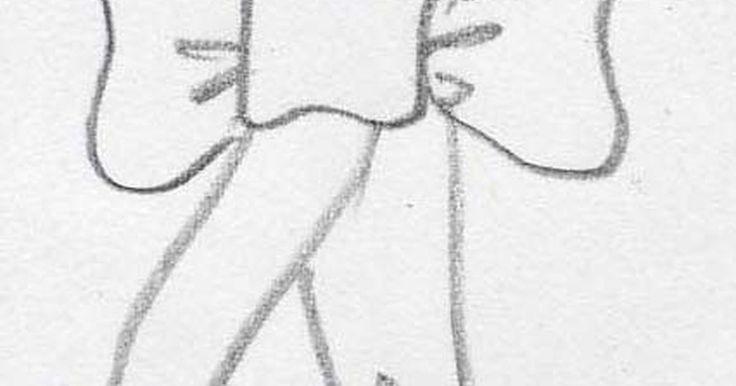Cómo dibujar un moño o cinta. Dibujar un moño es bastante simple. Una vez que le tomas la mano a dibujar uno básico, puedes dibujar moños complejos y únicos. Los moños han estado por años y es uno de los artículos más dibujados, especialmente en libros de cuentos y animación (piensa en las princesas). Se pueden usar diferentes texturas y colores, como así también usar dos ...