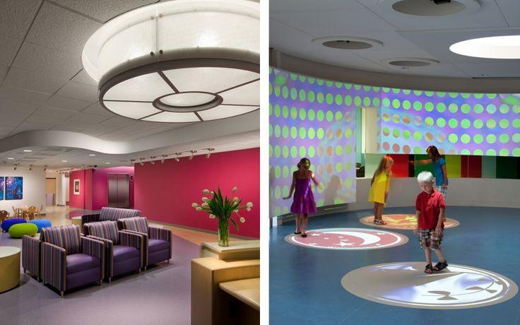peoria illinois hospital design childrens hospital healthcare design ...