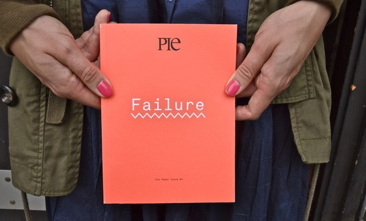 Pie Paper #4, the 'failure' issue