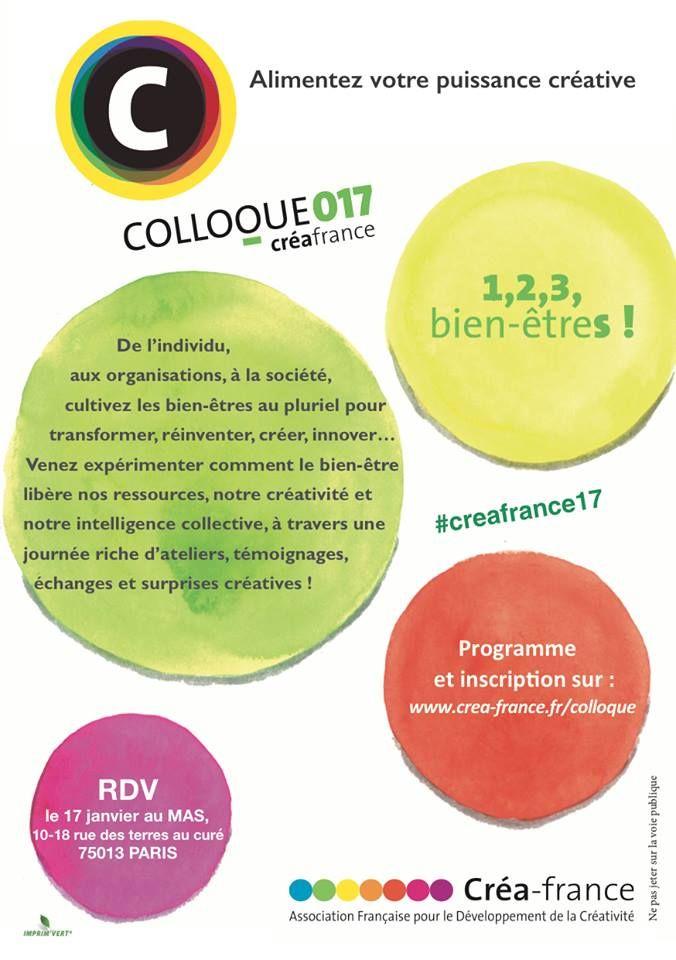 Stimuler la créativité avec le Colloque de l'association Créa-France