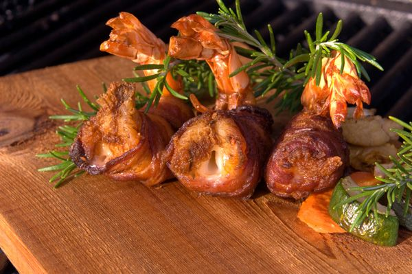 5 Tasty treats wrapped in bacon