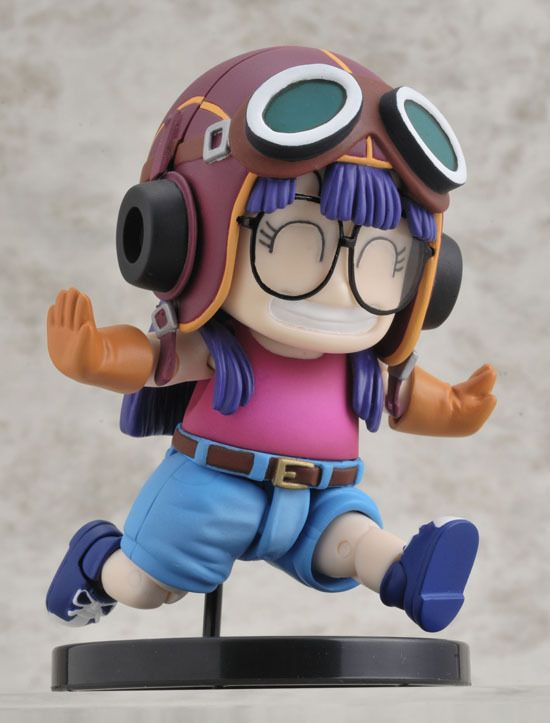 Dr. Slump Arale-chan Mecha Collection Norimaki Arale Action Figure