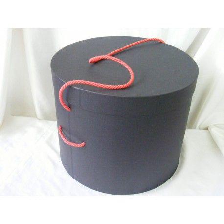 Tekturowe pudło na kapelusze