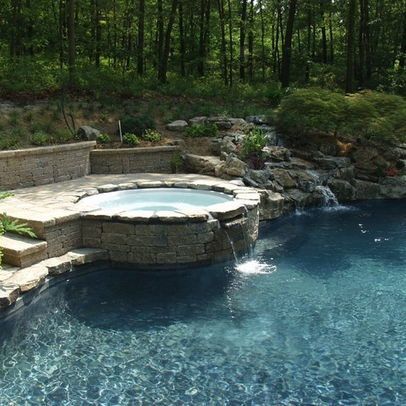 Pool Liners Design Ideas Pictures Remodel And Decor Page 2 Poolside Pinterest Hidden