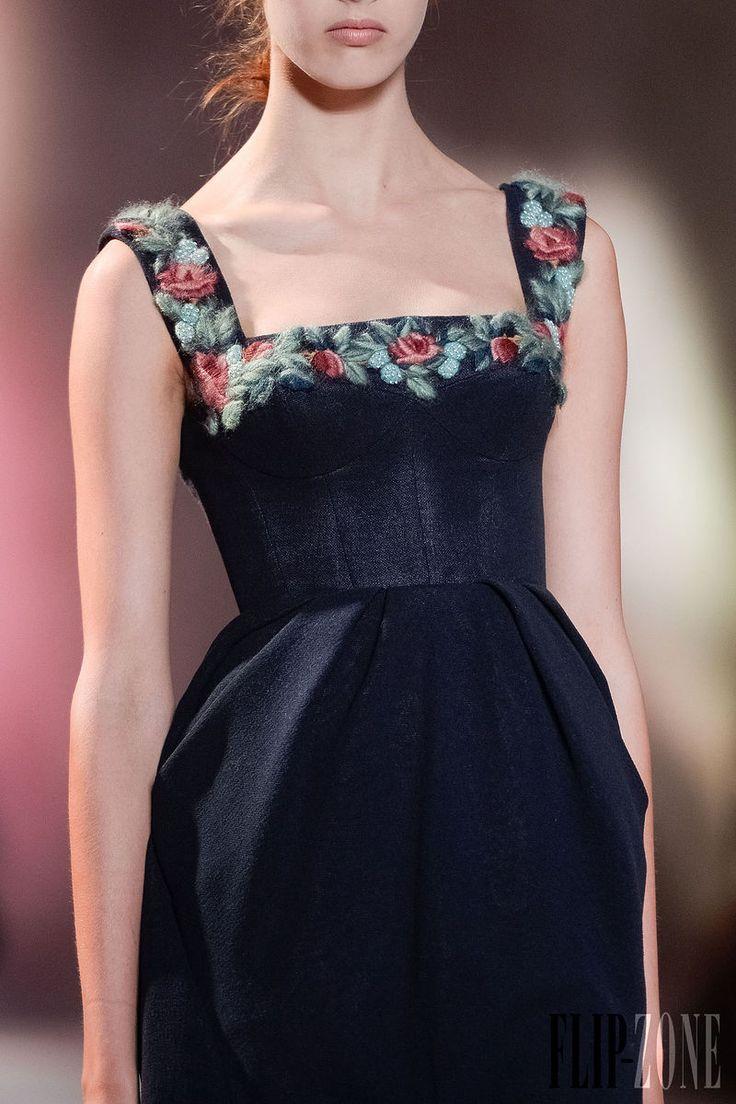 Ulyana Sergeenko - Couture - Fall-winter 2013-2014