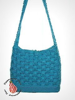 Ravelry Basket Weave Bag Pattern By Stacey Chaffee