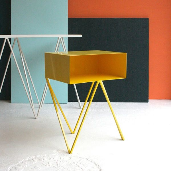 new modern minimalist furniture made of steel - Minimalist Furnitures