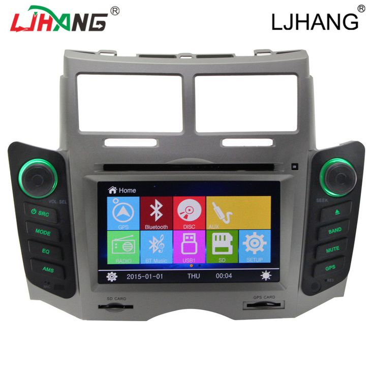 som automotivo CAR DVD player multimedia GPS navigation for toyoto TARIS bluetooth steering wheel control RDS radio stereo video