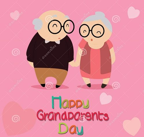 Look - Cover day Grandparents video