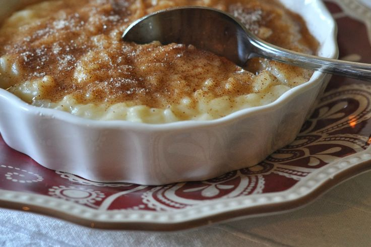 Rice Pudding - Mennonite Girls Can Cook