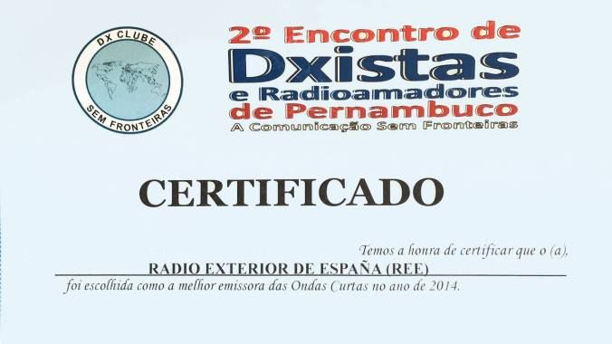 Radio Exterior de España mejor emisora de Onda Corta | El Radioescucha