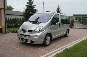Renault Trafic 2.5 dCi L1H2