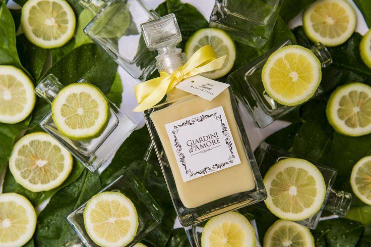 La Crema Limone - L'estate nel cuore /  Lemon Cream - Summer in your heart