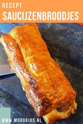 Samen met de kinderen maakte ik dit recept voor saucijzenbroodjes.  Leuk om te doen in het weekend. Hoe beter de ingrediënten, hoe lekkerder het wordt. Lees het recept op de blog.