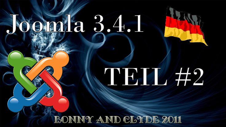 Eine eigene Homepage mit Joomla 3.4.1 erstellen, Webseiten zum selber bauen auch für Anfänger. ÷^v^v^v^÷••••÷^v^v^v^÷••••÷^v^v^v^ Danke ÷^v^v^v^÷••••÷^v^v^v^...