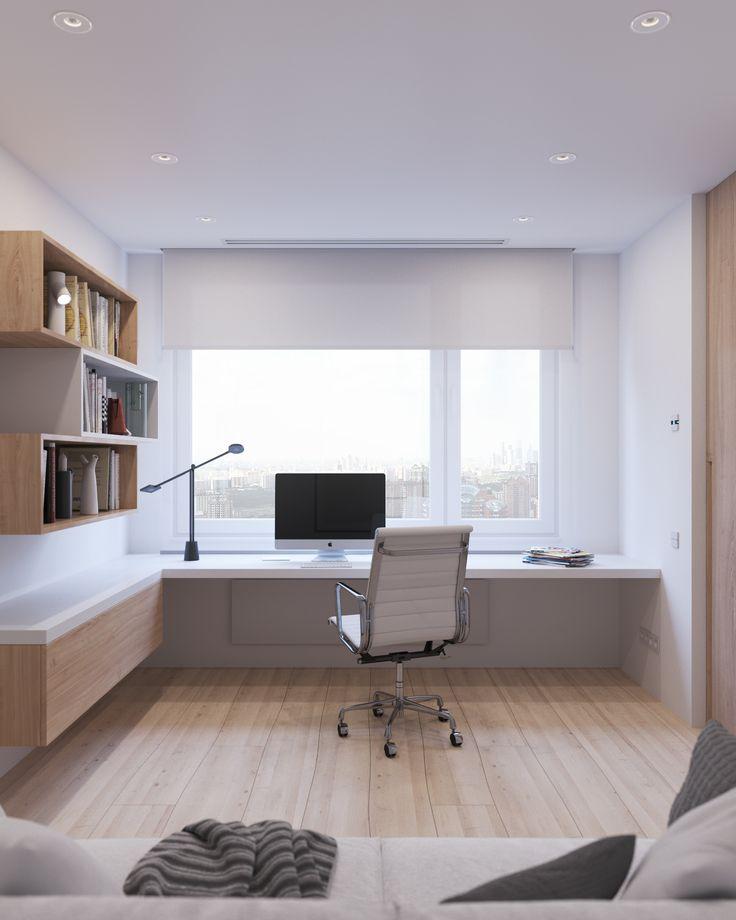 Salmon Lair / Interior design studio / Проект квартиры 156 м2 / Москва
