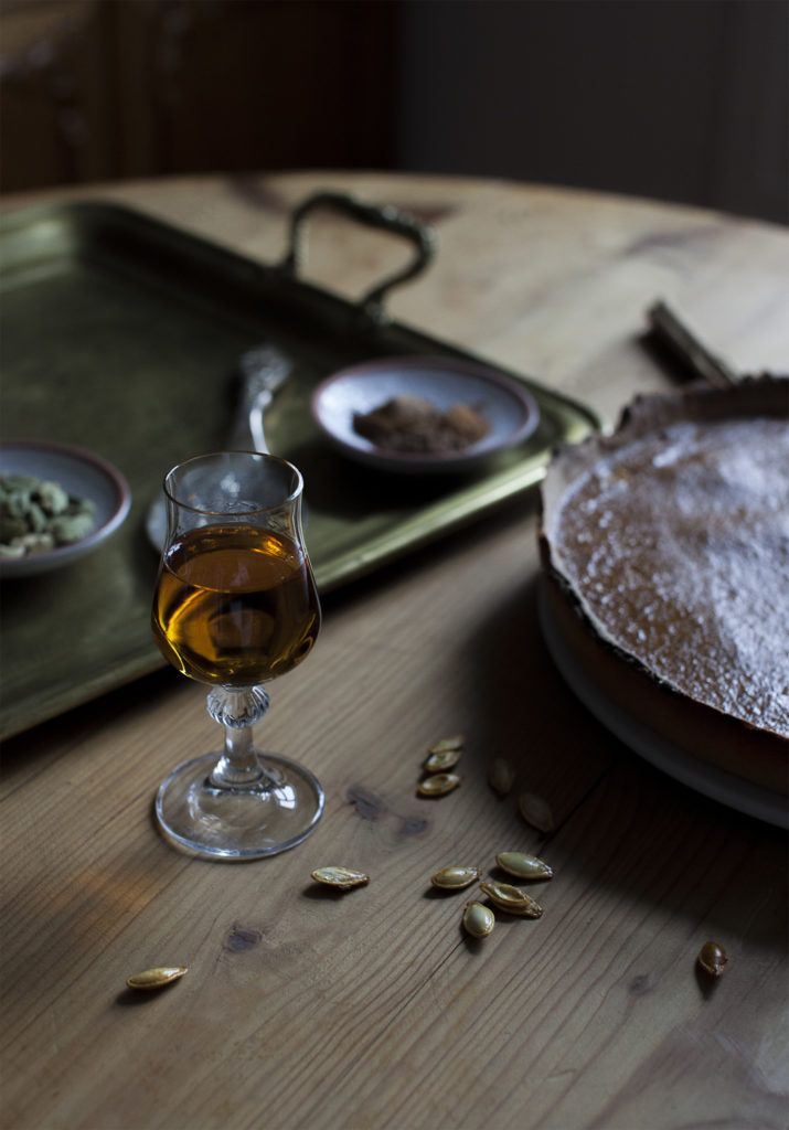 Spiced Whisky Pumpkin Pie – Nordic Provisions – A blog about food in the nordics