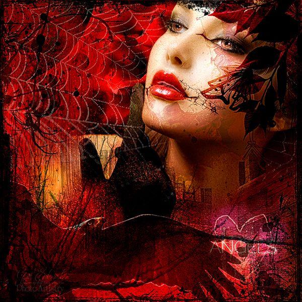Scarlet on Behance