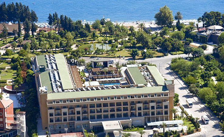 Crystal De Luxe Resort & SPA Hotel - Kemer, Antalya Otelleri