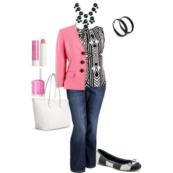"""plus size geometric outfit"" by penny-martin on Polyvore"