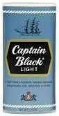 Captain Black Pipe Tobacco Light - 6 Pack of 1.5 oz Pouches