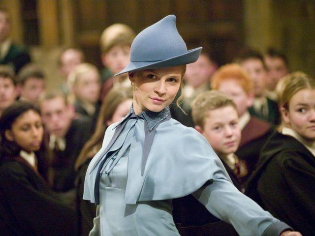 I got: Fleur Delacour! Which Harry Potter Girl Embodies Your Christmas Spirit?