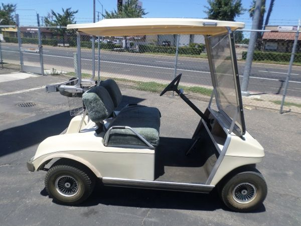 1987 Club Car Golf Cart