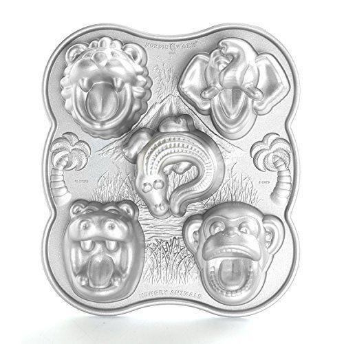 Nordic Ware Hungry Animals Cake Pan