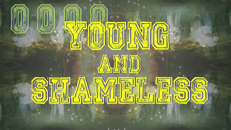 PRTY H3RO - Young and Shameless (Official Lyric Video)