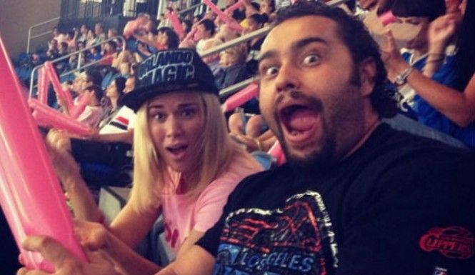 WWE: Rusev And Lana Out Of Character Will Blow Your American Minds! [Gallery]