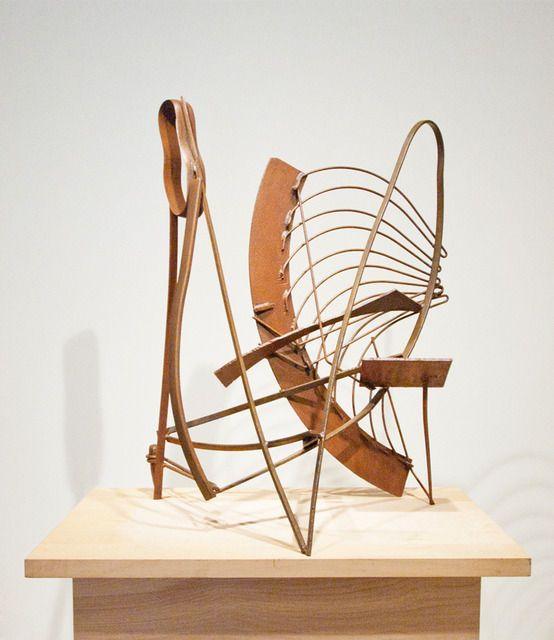 Piece CCCCVIII, 1977-1978, by Anthony Caro