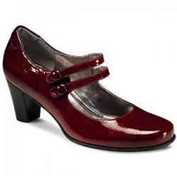 Yes you can buy 1940's style shoes that are comfortable, fashionable and brand new. Vintage shoes are hard to find, often uncomfortable and well...