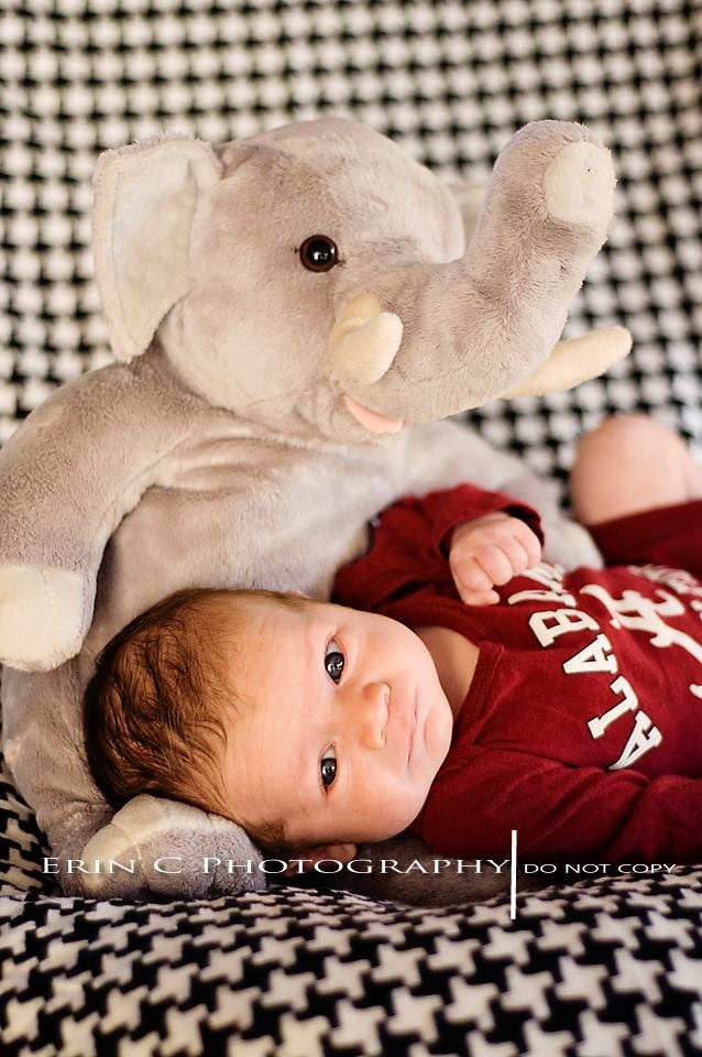 Bama Fan! #Baby #Babies #Bama