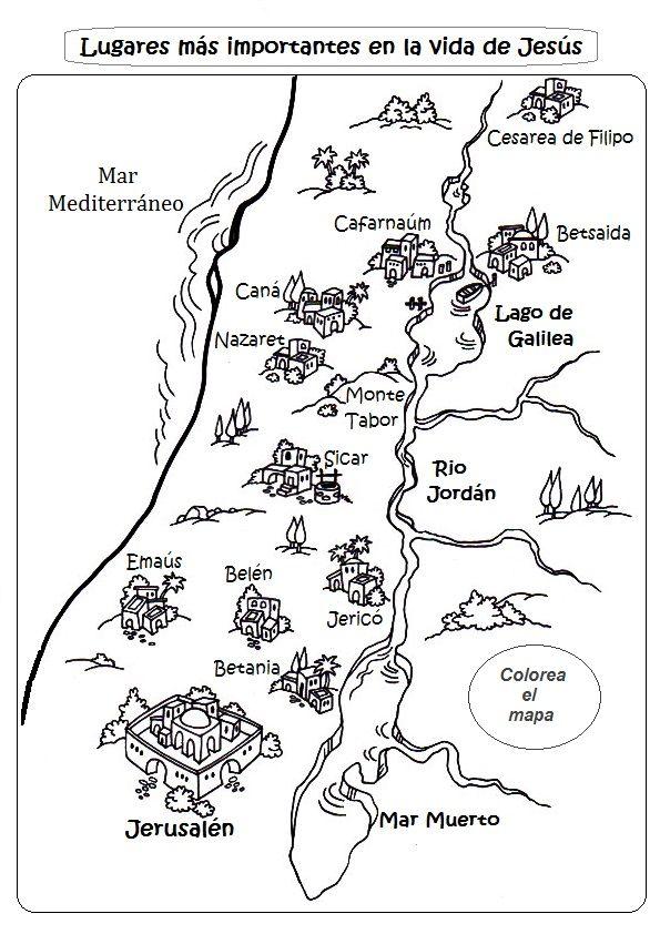 Fichas para conocer los Evangelios jugando:                         Colorea y aprende los libros que componen el ...